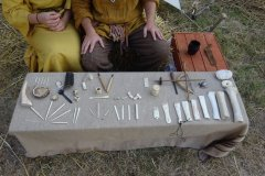 Atelier tabletterie.